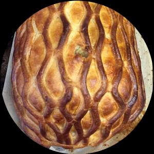 Filet de bœuf en croûte