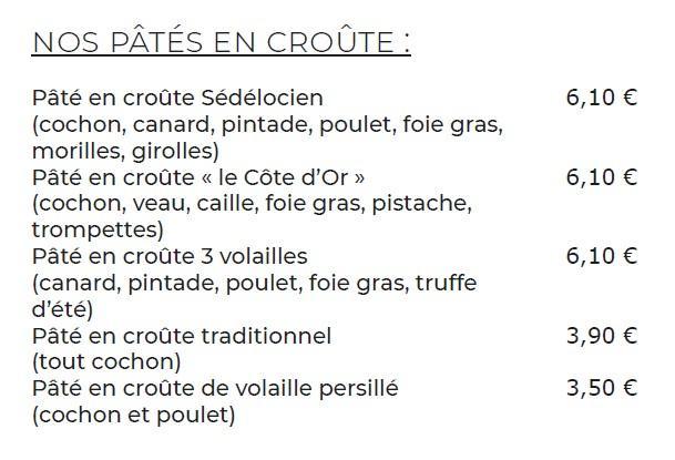 Pates en croute 1